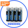 Dukecell High Power Lr6 1.5V AA Alkaline Dry Battery