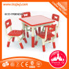 Meubles d'étudiant des chaises des enfants de plastique préscolaires