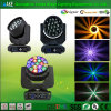 19PCS 15W Bee Eyes LED 4 in-1 Osram RGBW Moving Head Beam Wash Effect Disco/DJ Light