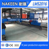 машина резца плазмы пламени CNC Gantry 4m/6m Nakeen Китая