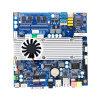 Al Stevig Scherm Aan boord Mainboard van de Aanraking van de Vertoning van het Geheugen van het Ontwerp van de Condensator DDR3 2GB