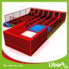 Os esportes do parque de diversões personalizaram o Trampoline interno