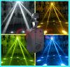 iluminación del efecto del explorador de la viga 5r para el disco