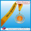 Zink-Legierungs-Militärsport-Medaille von der China-Fabrik