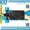 Двойн-Управляйте оптовой электрической каретной тележкой скейтборда