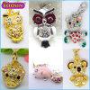Giftのための工場Wholesale Diamond Alloy Jewellry Pendant