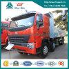 Sinotruk HOWO A7 8X4 팁 주는 사람 덤프 트럭 460HP