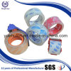 Cristal gomado auto-adesivo de venda quente - fita desobstruída da embalagem