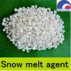 Agente de derretimento da neve composta do cloreto de cálcio