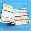 Servicio de impresión Softcover de los folletos de la impresión del libro del catálogo
