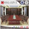 도매 회의 단단한 나무 베니어 테이블 (NS-SL083)