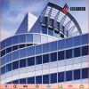 Materiale composito di alluminio standard della facciata del comitato di RoHS