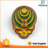 Emblema inoperante grato do Pin de metal do esmalte da venda por atacado da fábrica de China