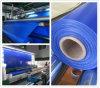 Recentemente il PVC moderno ha ricoperto la tela incatramata per uso della tenda