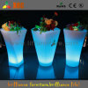 LEDのツイスト植木鉢の催し物の供給