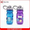 bottiglia di plastica della bevanda di sport di 600ml BPA Free (KL-B2002)