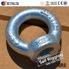 Noix en acier d'oeil galvanisée par DIN582 du carbone C15e