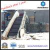 Waste automático Paper Baling Machine con Conveyor (HFA20-25)
