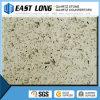 Os EUA introduzem no mercado a pedra artificial bege /Quartz Kitchentop de quartzo dos produtos quentes