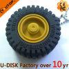 USB de encargo Pendrive (PVC-Neumático) del PVC de la forma del neumático
