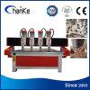 4 головки 3D шпинделей Multi производят гравировальный станок CNC