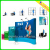 Aluminum stable Banner Stand Pop vers le haut Banner Display Stand