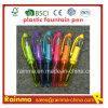 Миниая авторучка Plastic Liquid с Nice Mulit Color