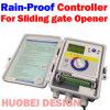 Controlador da G/M da caixa de controle da porta de deslizamento da prova da chuva