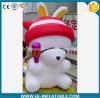 Nach Maß Advertizing Inflatable Mashimaro Zeichentrickfilm-Figur Model für Mall/Kids