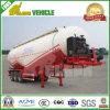 De bulk Aanhangwagen van de Tank van de Opschorting van de Lucht van het Vervoer van het Cement met de Compressor en de Dieselmotor van de Lucht