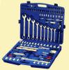 새로운 Item 118PCS Professional 1/4&1/2  Socket Tool Set