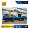 الصين [سلون] [8تون] شاحنة يعلى مرفاع [سق8زك3ق] مع إزدهار متداخل