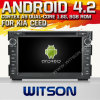 KIA Ceed (W2-A7518)를 위한 Witson Android 4.2 System Car DVD