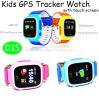 1,22inch écran tactile TFT intelligent GPS Tracker montre pour les enfants (D15)