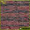 Het rode PE Binnenlandse Behang van het Behang van het Behang Textiel voor Badkamers