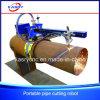 Cortadora de acero del CNC del tubo del metal del tubo del tubo portable del hierro