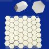 alumina Ceramic Hexagonal Mats de 95% 92% para Abrasion Resistance