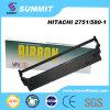 Cinta compatible de la impresora de la cumbre para Hitachi 2751/580-1 H/D
