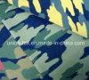 De afgedrukte Stof van het Denim Camoflage (art#UTG71100-2)