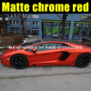 Nuevo Arrive Red Matte Chrome Film para Car Wrap