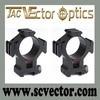 Кольцо Riflescope Picatinny Маунт рельсов Hydra оптики вектора тактическое 35mm втройне