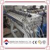 Machines d'extrusion de tuile de toit de Trois-Couche de PVC
