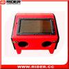 150L Transparent Portable Sandblasting Machine