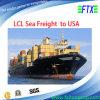 Consolidation libre Services, a los E.E.U.U. Sea Shipping