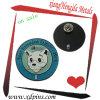 Pinos Shaped animais personalizados do emblema do metal para a venda