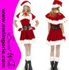 Traje cercado Wraped sexy T303 do Natal