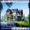 Selbst bauen die modernen Fertigverein-Luxuxhäuser zusammen, die in China gebildet werden