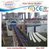 Chaîne de production molle de tissu-renforcé de pipe de PVC de certificat de la CE