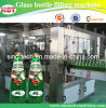 Bottle Filling de cristal Machine para Juice
