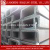 Ferro laminado a alta temperatura da canaleta em U dos aços da fabricação para a arquitetura